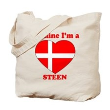 Steen, Valentine's Day Tote Bag