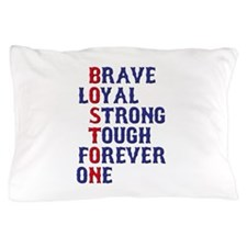 Boston Meaning Pillow Case