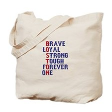 Boston Meaning Tote Bag