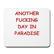 paradise Mousepad