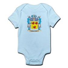 Urquhart Coat of Arms - Family Crest Body Suit