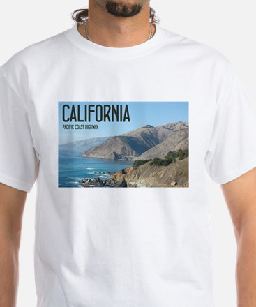 California Pacific Coast Highway 1 Bixby Bridge T-