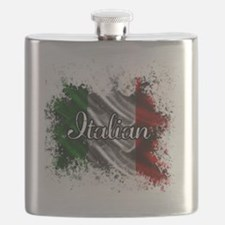 Funny Mob Flask