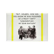Sherlock Holmes Magnets