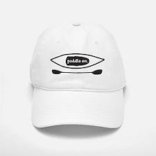 Paddle on Kayak Baseball Baseball Baseball Cap