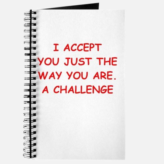 challenge Journal