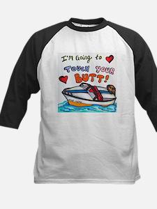 Touch Your Butt Nemo Baseball Jersey