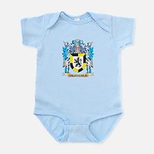 Valenzuela Coat of Arms - Family Crest Body Suit