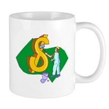 Money Laundering Mugs