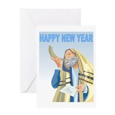 HAPPY JEWISH NEW YEAR Greeting Card