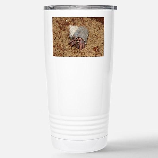 I Dig Hermit Crabs Stainless Steel Travel Mug
