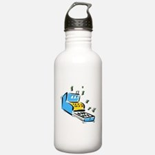 Cash Register Water Bottle
