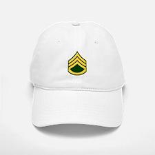 "Army E6 ""Class A's"" Baseball Baseball Cap"