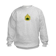 "Army E6 ""Class A's"" Sweatshirt"