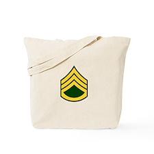 "Army E6 ""Class A's"" Tote Bag"