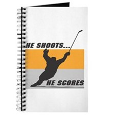 He Shoots...He Scores! Journal