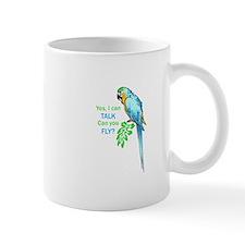 I CAN TALK Mugs