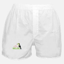 TOUCAN LIFE IN BELIZE Boxer Shorts