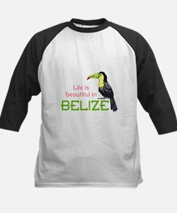 TOUCAN LIFE IN BELIZE Baseball Jersey