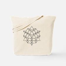 Unique Yoga heart chakra Tote Bag