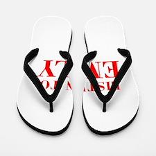 LISTEN TO EMILY-Bod red 300 Flip Flops