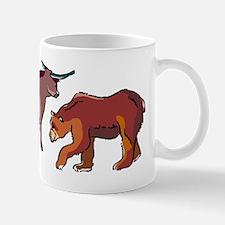 Bull And Bear Mugs
