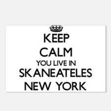 Keep calm you live in Ska Postcards (Package of 8)