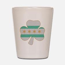 irishchicagoflag.png Shot Glass