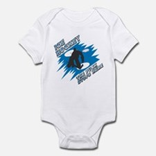 The Puck Stops Here Infant Bodysuit