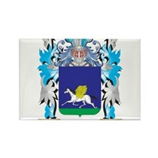 Van-Kessel Coat of Arms - Family Crest Magnets