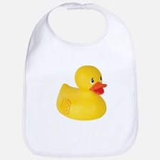 Classic Rubber Ducky Toy Bib