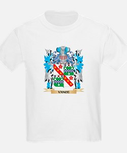 Vance Coat of Arms - Family Crest T-Shirt