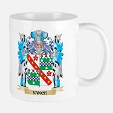 Vance Coat of Arms - Family Crest Mugs