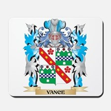 Vance Coat of Arms - Family Crest Mousepad