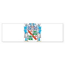 Vance Coat of Arms - Family Crest Bumper Bumper Bumper Sticker
