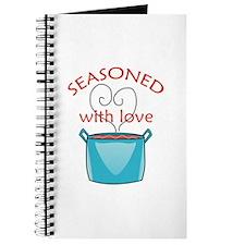 SEASONED WITH LOVE Journal