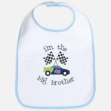 big brother race car Bib