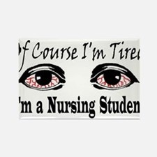Student nurse Rectangle Magnet (10 pack)
