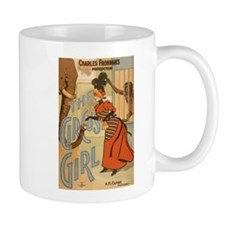 CIRCUS GIRL coffee cup