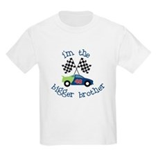 bigger brother race T-Shirt