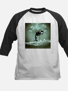 Amazing Orca Baseball Jersey