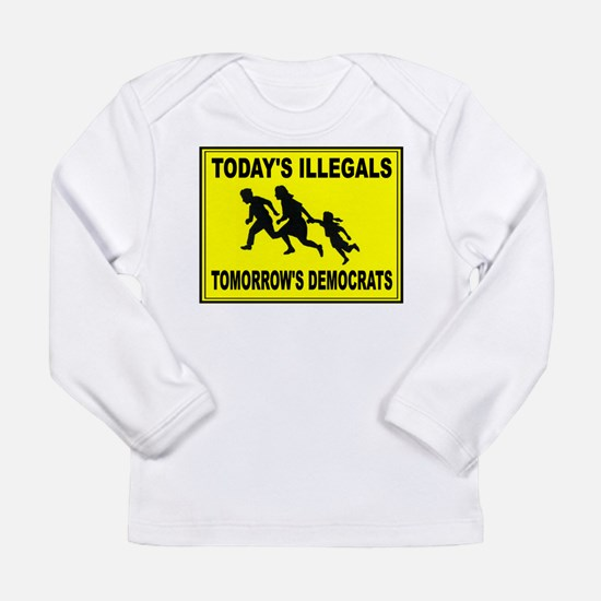 AMERICA'S ENEMY Long Sleeve T-Shirt