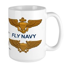 F-14 Tomcat Vf-84 Jolly Rogers Coffee MugMugs