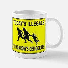 AMERICA'S ENEMY Mugs
