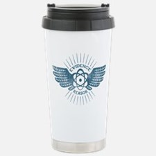 Winged Atom Travel Mug