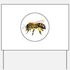 Honey bee watercolour / watercolor painting Yard S