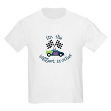 biggest brother race T-Shirt