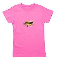 Honey bee watercolour / watercolor painting Girl's