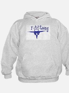 F-fif-teeny blue Hoodie