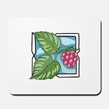Raspberry Mousepad